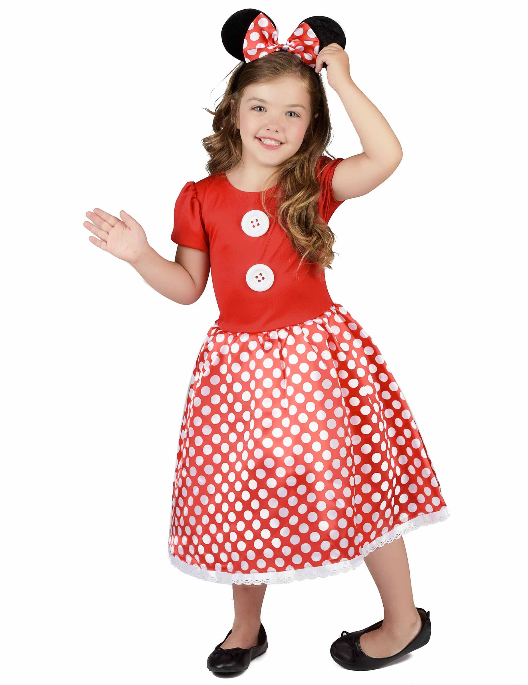 Disfraz de ratoncita para niña: Disfraces niños,y disfraces ...