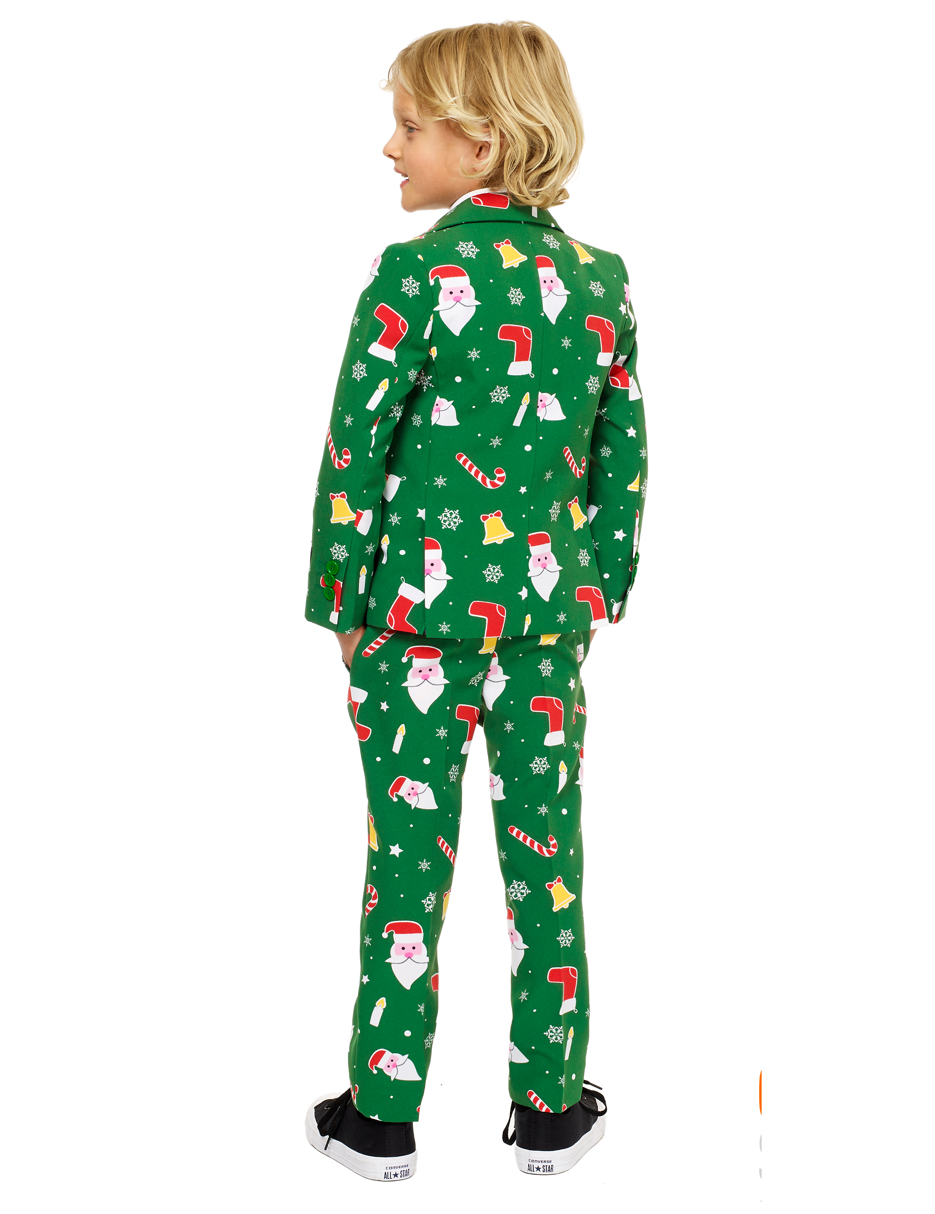 df61e37d4 Traje Mr. Santaboss niño Navidad de Opposuits™  Disfraces niños