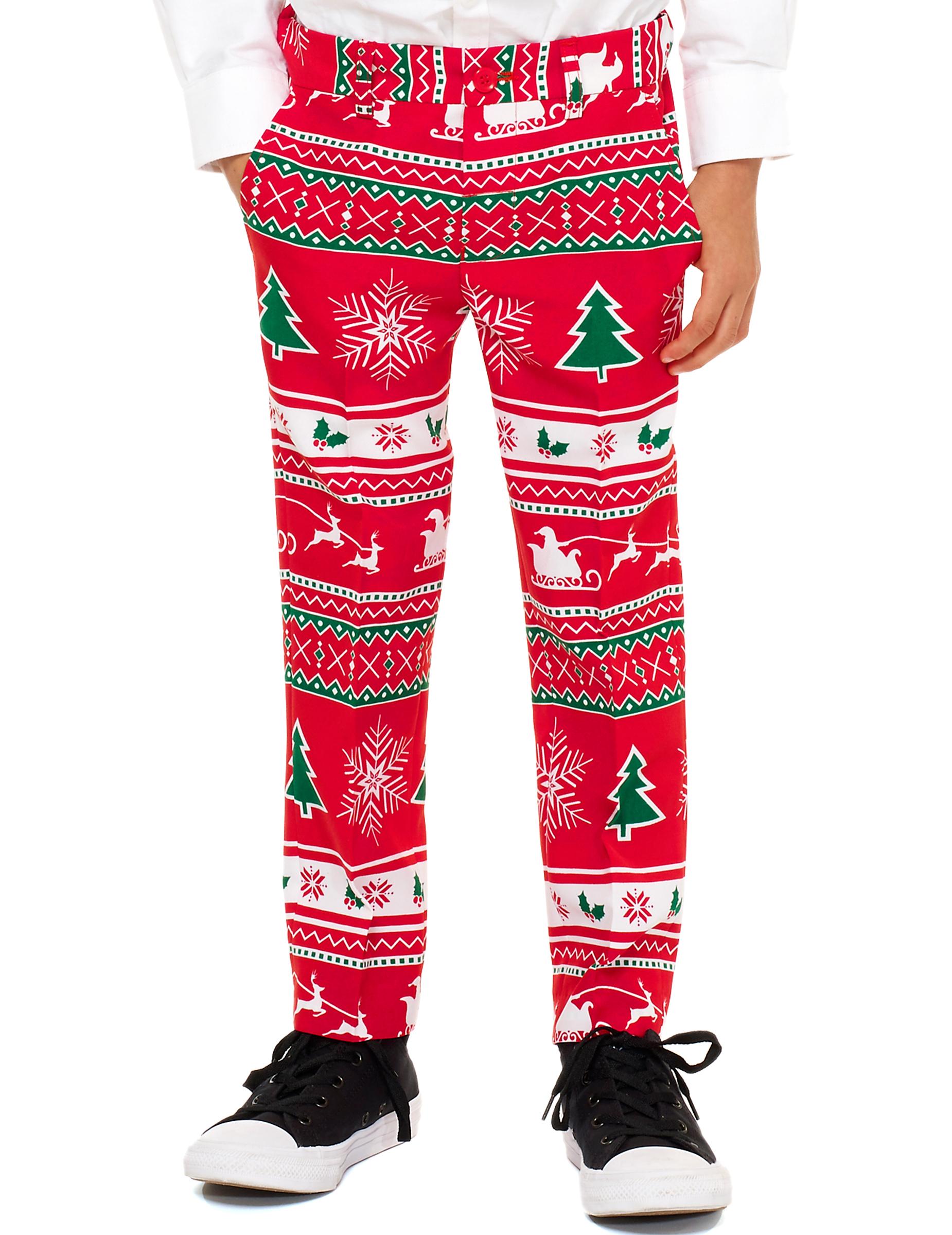 2a2eb129c Traje Mr. Winterwonderland niño Navidad de Opposuits  Disfraces ...