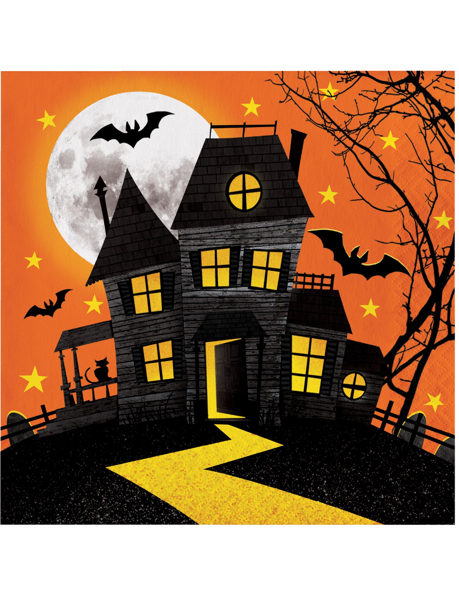 disfraces de halloween la casa encantada