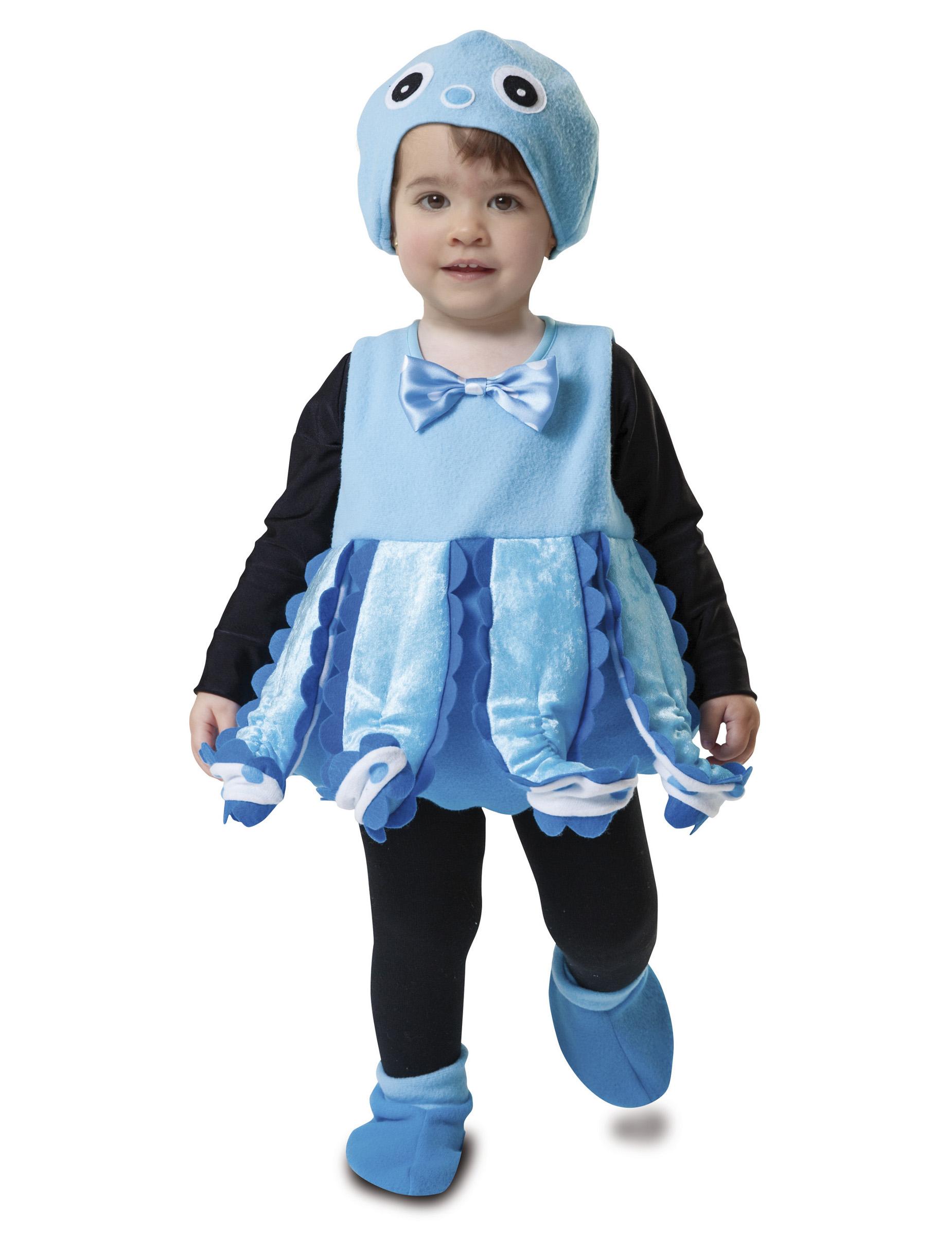 disfraces para ninos de pulpo
