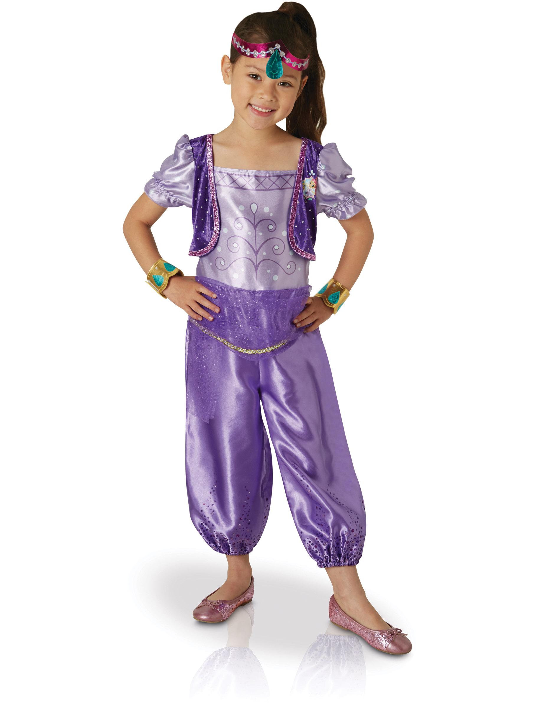 Disfraz clásico niña Shimmer™: Disfraces niños,y disfraces ...