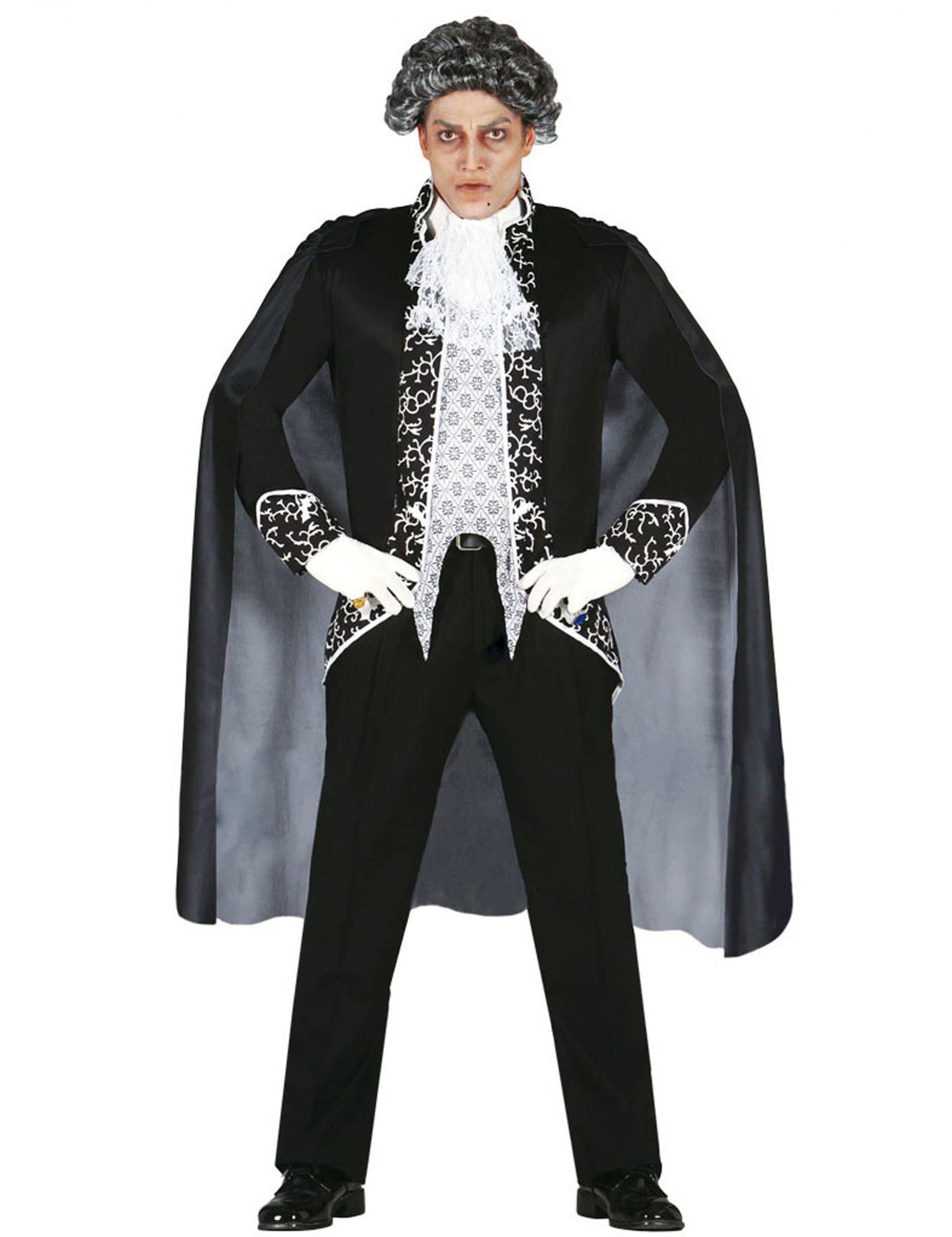 adultos fantasma Disfraz barroco Halloween hombre y Disfraces w47zOqgH7