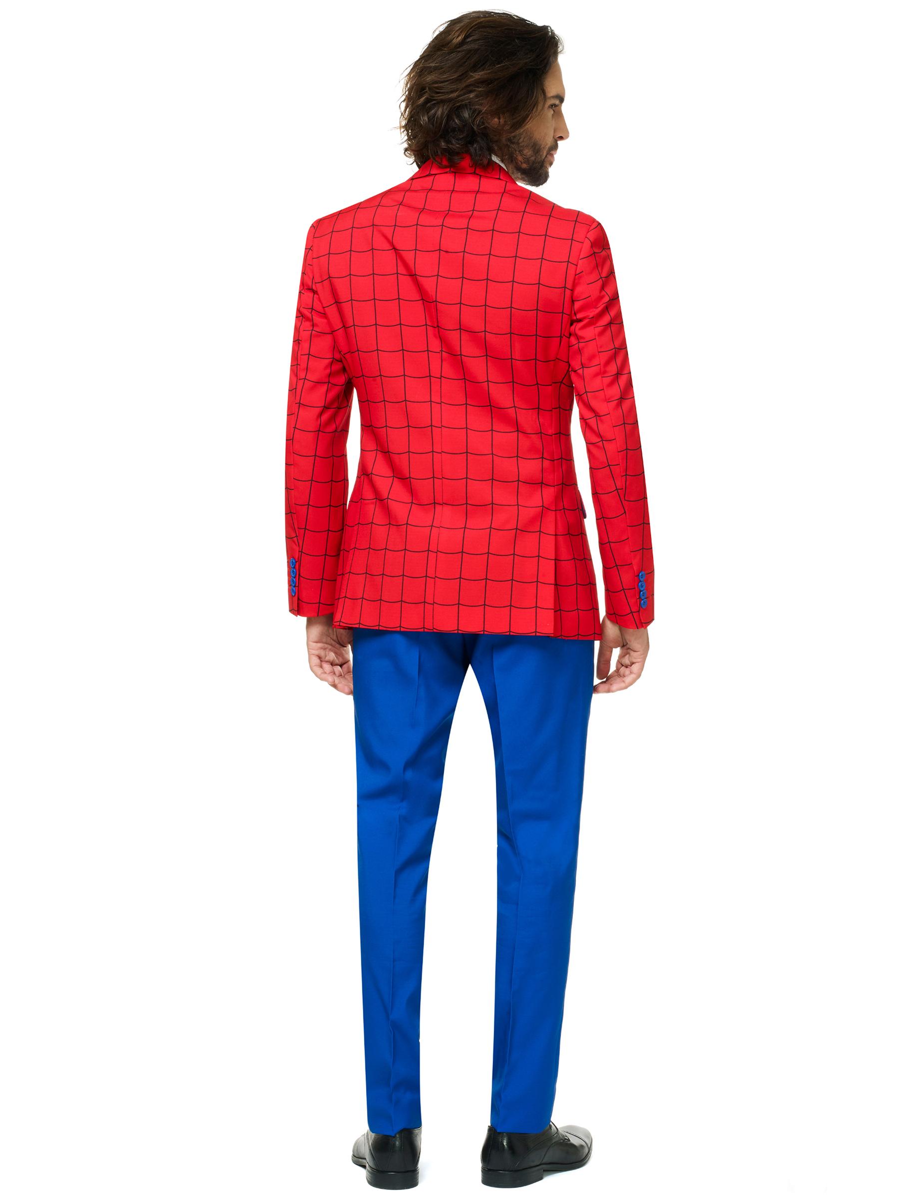 Traje Mr. Spiderman™ hombre Opposuits™  Disfraces adultos c013f1b7580