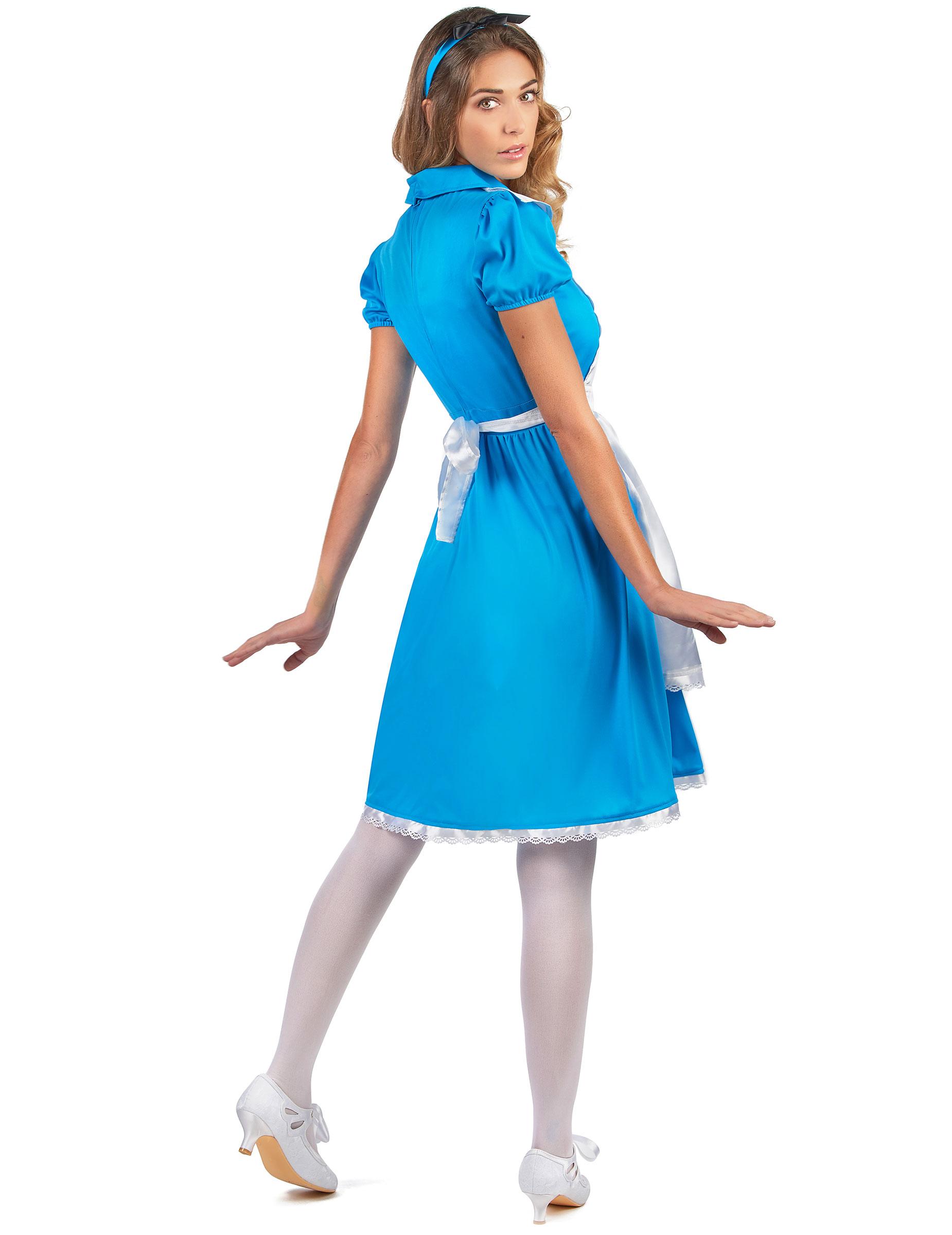 Disfraz Alicia en el país de maravillas mujer: Disfraces adultos,y disfraces originales baratos ...