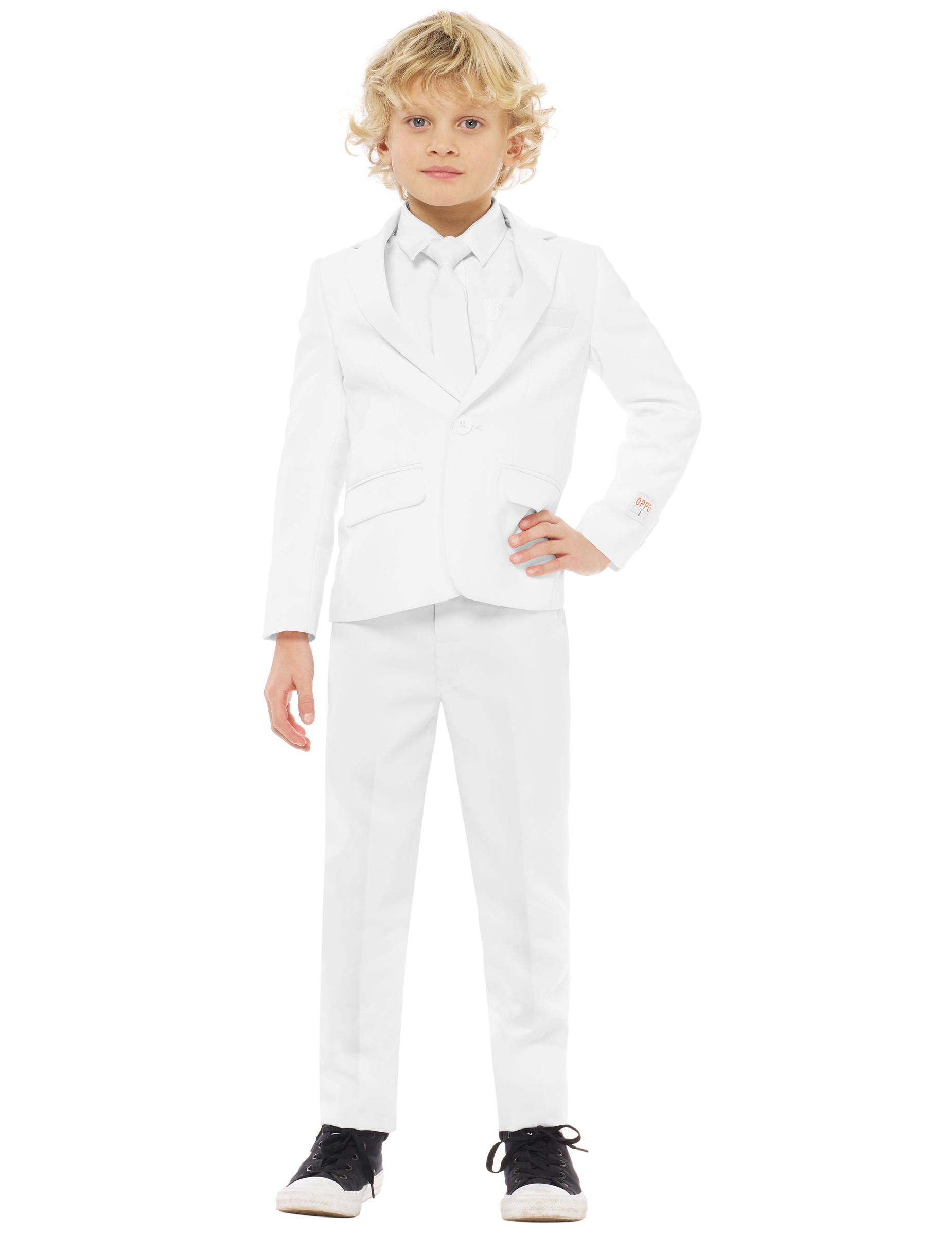 cba69b8c8 Traje Mr. Blanco niño Opposuits™  Disfraces niños
