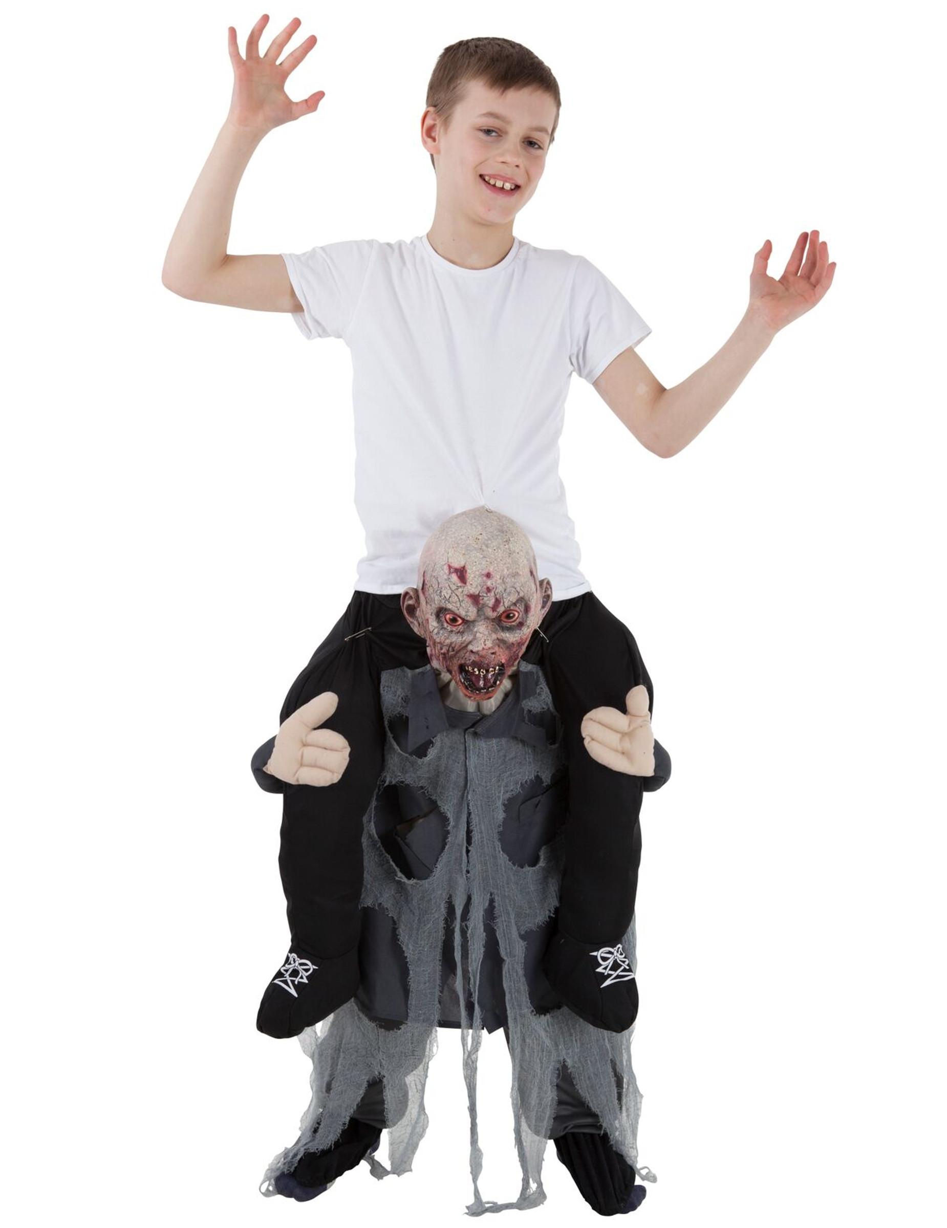 Disfraz niño montado sobre zombie niño Morphsuits™  Disfraces niños ... 8daf98f730c