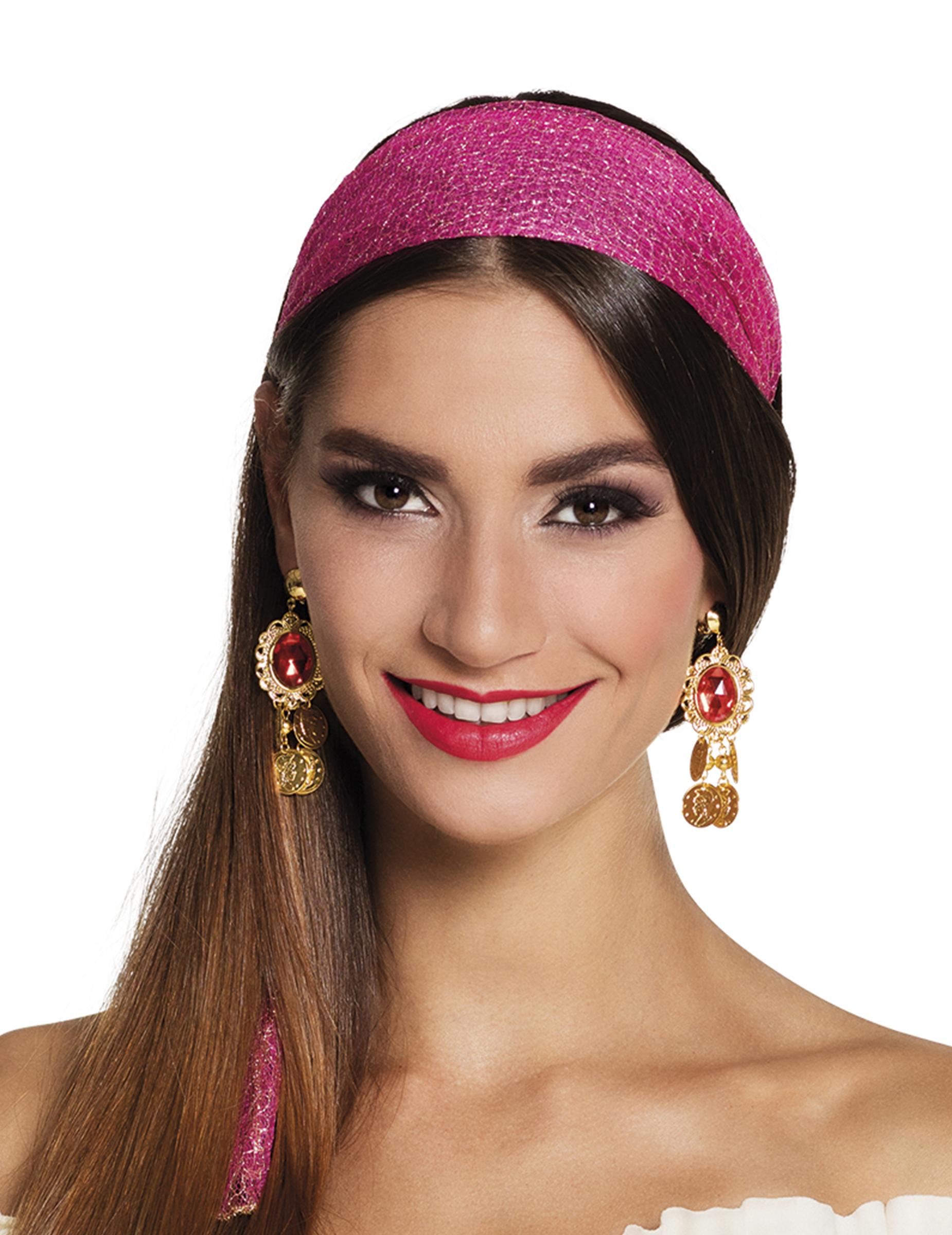 445ec9f481d1 Pendientes gitana gypsy mujer  Accesorios