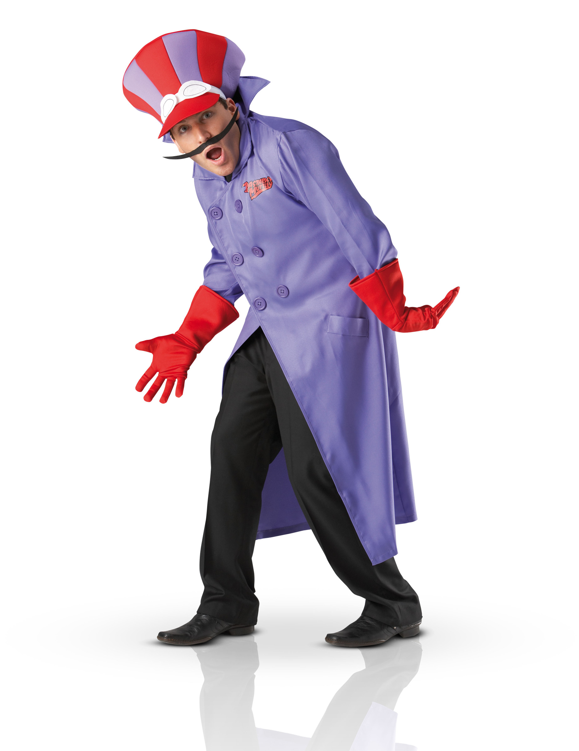 Disfraz Satanás Los autos locos™ adulto: Disfraces adultos,y ...