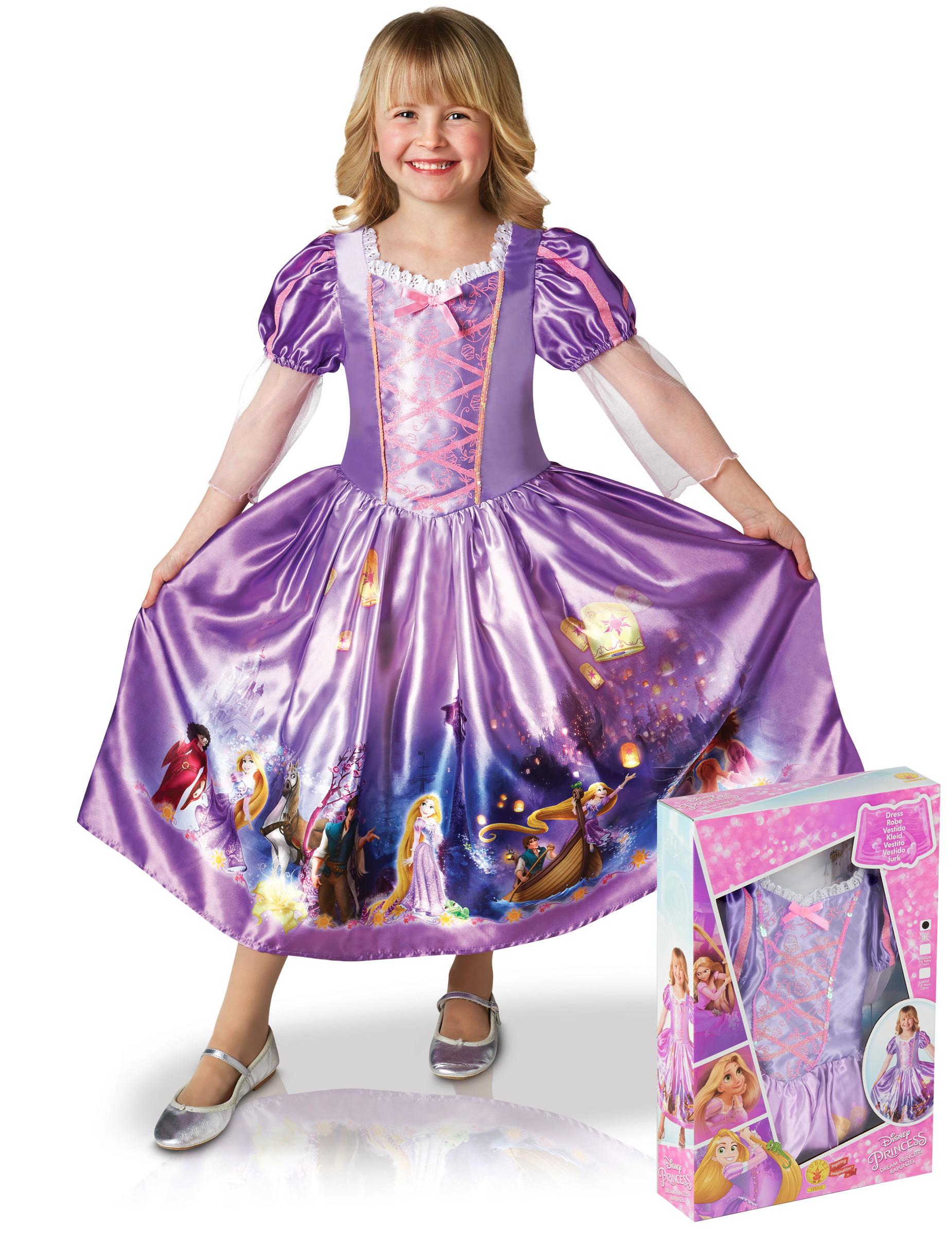 Disfraz Rapunzel™ niña super lujo niña: Disfraces niños,y disfraces ...