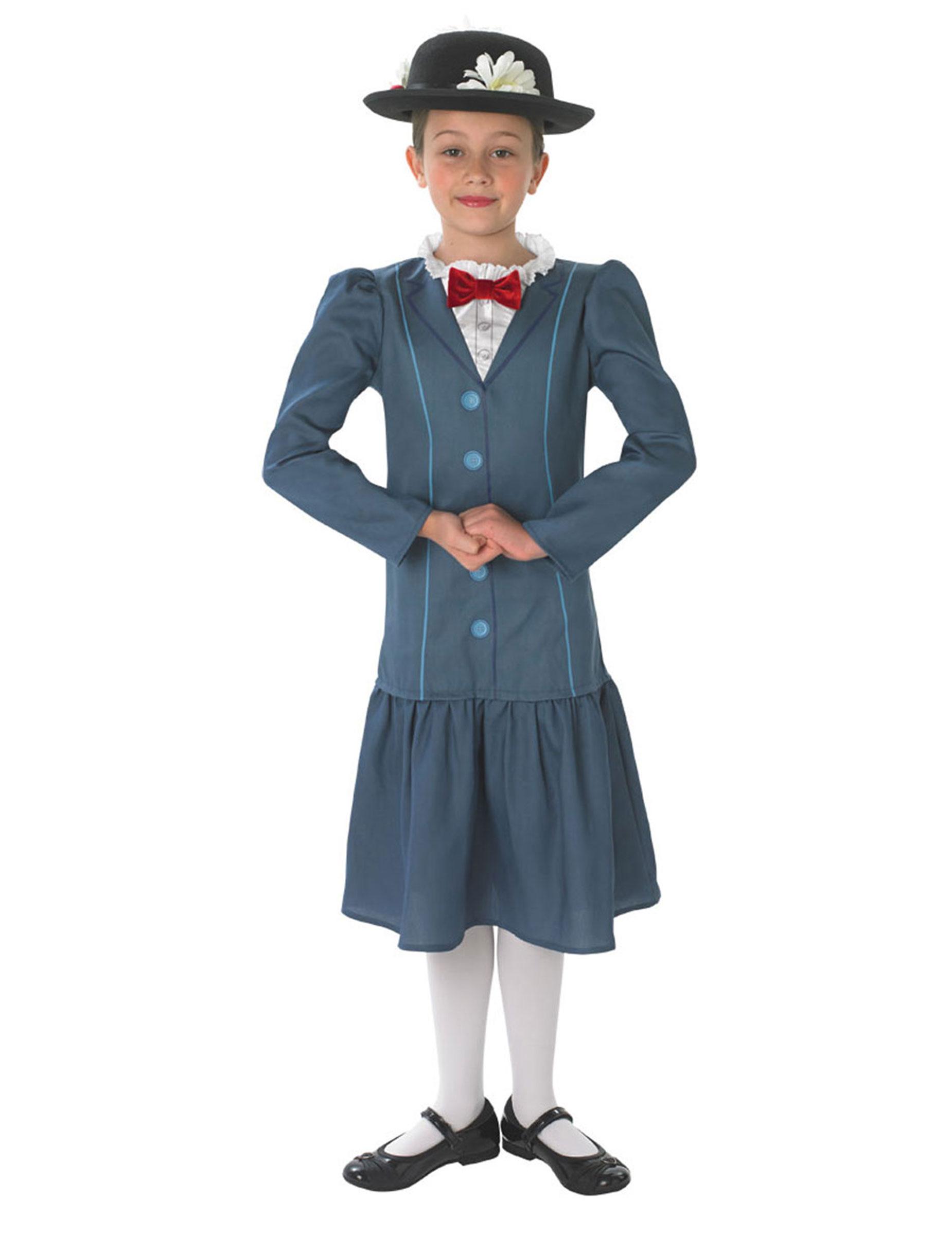 Disfraz Mary Poppins Niña Disfraces Niños Y Disfraces Originales Baratos Vegaoo