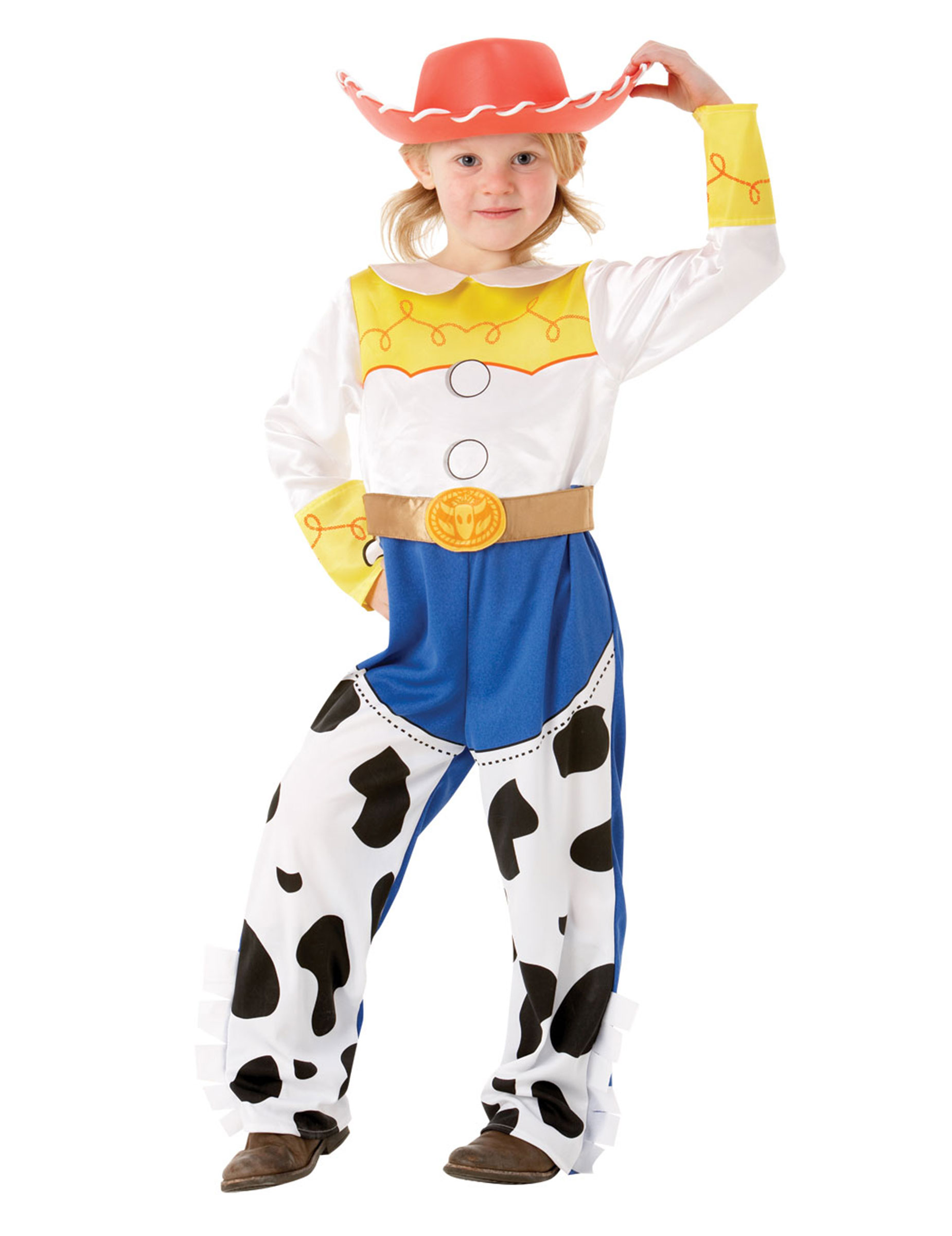 d7a06e846f80a Disfraz Jessie Toy Story™ niña  Disfraces niños
