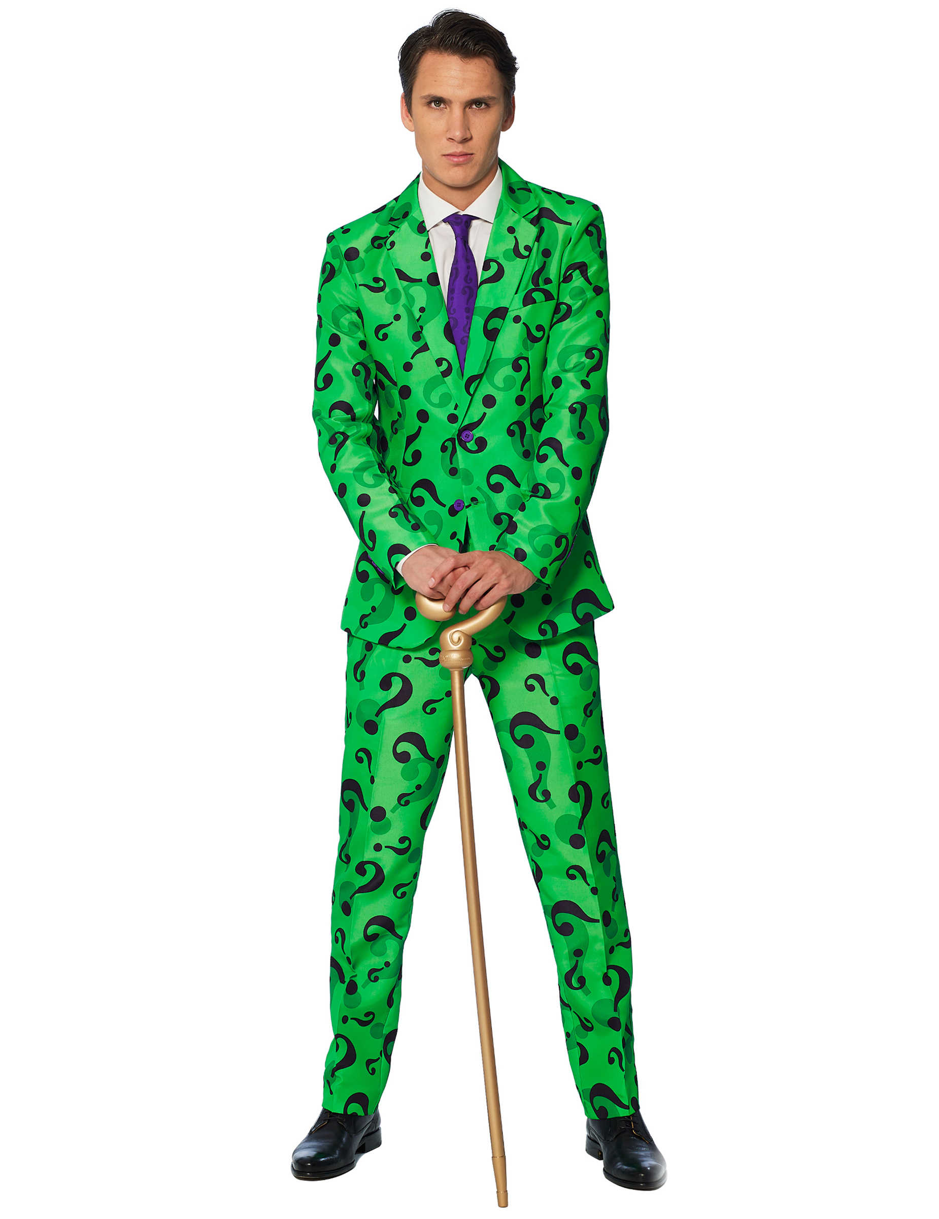 9b0bb75b8eb5c Disfraz Mr. Riddler™ adulto Suitmeister™  Disfraces adultos