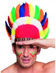 Corona de indio para adulto