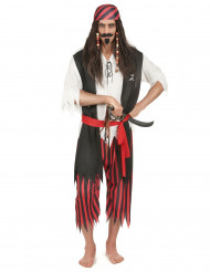 Disfraz de pirata para hombre clásico