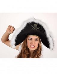 Sombrero de pirata para adulto