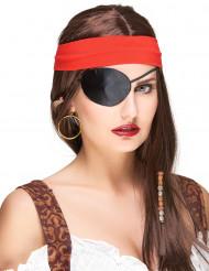 Parche de pirata para adulto
