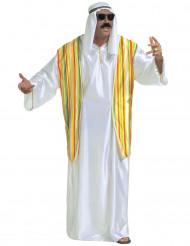 Disfraz de emir árabe para hombre