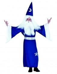 Disfraz de mago para niño