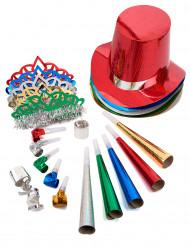Kit de cotillón multicolor