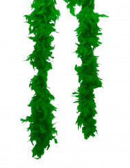 Boa verde para adulto ideal para fiestas y Saint Patrick