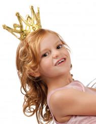 Corona de reina para niña