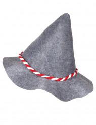 Sombrero bávaro para adulto