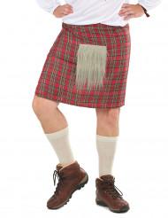 Kilt escocés adulto
