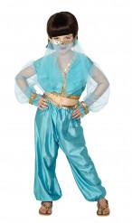 Disfraz de princesa oriental para niña