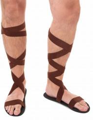 Sandalias romanas adulto