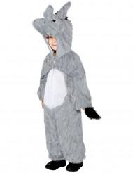 Disfraz de burro para niño