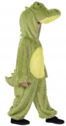 Disfraz de cocodrilo para niños