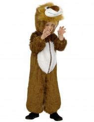 Disfraz de león niño o niña