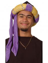 Sombrero de sultán árabe para adulto