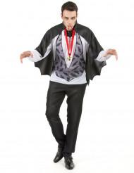 Disfraz de vampiro ideal para Halloween