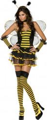 Disfraz de abeja sexy para mujer