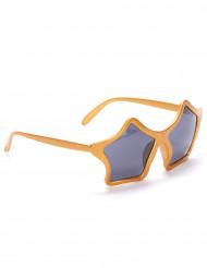 Gafas de estrella para adulto