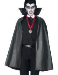 Capa de vampiro para adulto ideal para Halloween
