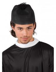 Sombrero de cura para adulto