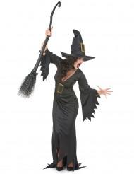 Disfraz de bruja para mujer señora dela oscuridad