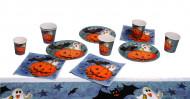 Kit de mesa con calabazas ideal para Halloween