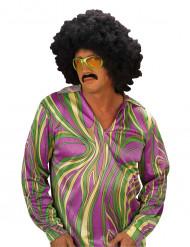 Camisa estilo disco para adulto