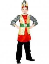 Disfraz de rey Melchor para niño ideal para Navidad