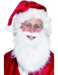 Barba de Papá Noel para hombre