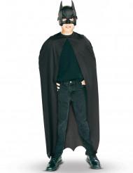 Capa y máscara de Batman™ para niño negro