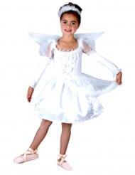 Disfraz ángel para niña