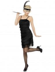 Disfraz de mujer de cabaret