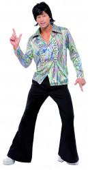 Disfraz disco años 70 para hombre