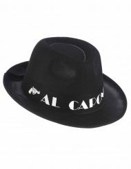 Borsalino Al Capone negro