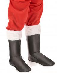 Cubre botas de Papá Noel